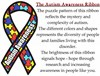 Autism Ribbon