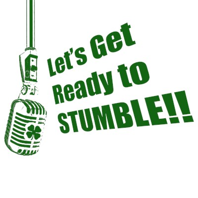 BurnTees.com Let's Get Ready To Stumble St. Patrick's Day t shirt design