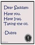 Saddam