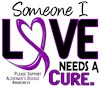 Support Alzheimer's Disease Awareness Month Cure
