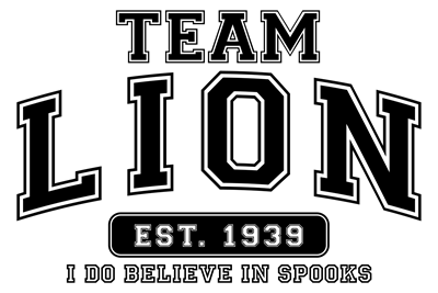 Team Lion - I Do Believe in Spooks