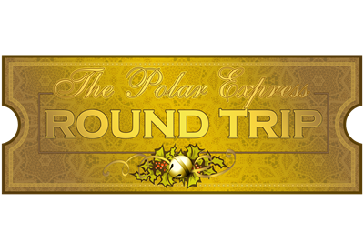 Polar Express - Round Trip Ticket