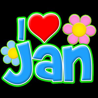 I Heart Jan