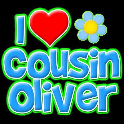 I Heart Cousin Oliver