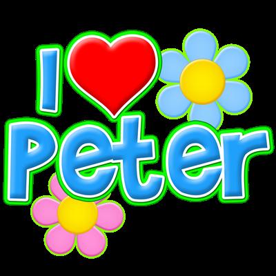 I Heart Peter