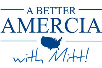 A Better Amercia with Mitt!
