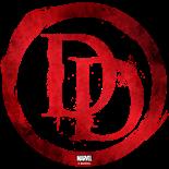 Daredevil Grunge Logo