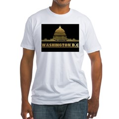 WASHINGTON2tr Fitted T-Shirt