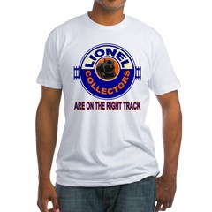 LionalTrack Fitted T-Shirt