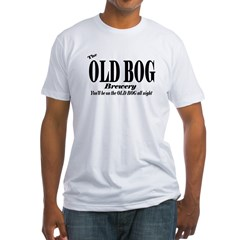 OLD BOG BREWERY Fitted T-Shirt