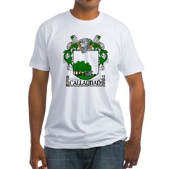 Callaghan Coat of Arms Fitted T-Shirt