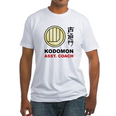 Kodomon Polo Shirt - Dojo Coach Fitted T-Shirt