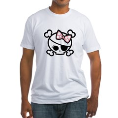 Jilly Roger Fitted T-Shirt