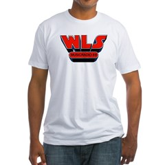 WLS Chicago '76 Fitted T-Shirt