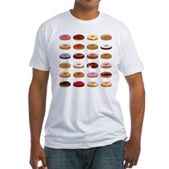 Donut Lo Fitted T-Shirt