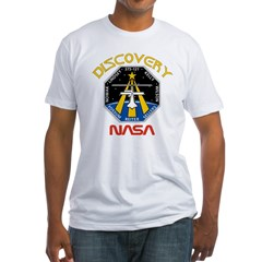 STS-121 NASA Fitted T-Shirt