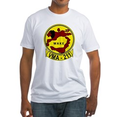 VMA 211 Avengers Fitted T-Shirt