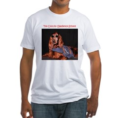 Irish Setter Stud - Fitted T-Shirt