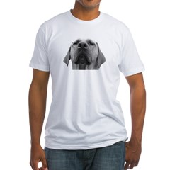 JUBA LEE RIDGEBACK Fitted T-Shirt