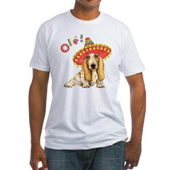 Fiesta Basse Fitted T-Shirt