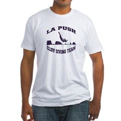 La Push Cliff Diving Team TM Fitted T-Shirt