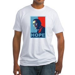Obama2 Fitted T-Shirt