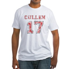 cullen-ver-6 Fitted T-Shirt