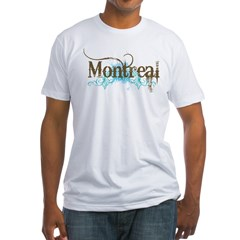 Montreal Fitted T-Shirt