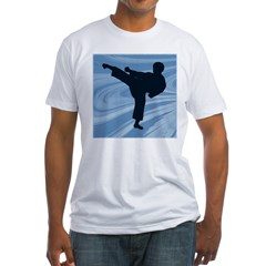 Water Boy Fitted T-Shirt