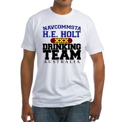 NCS HEH Drinking Team Fitted T-Shirt