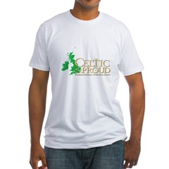 CelticProud_Isles_T10x10 Fitted T-Shirt