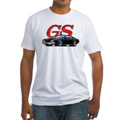 Black Skylark GS Fitted T-Shirt