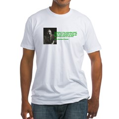 Keynesian Fitted T-Shirt