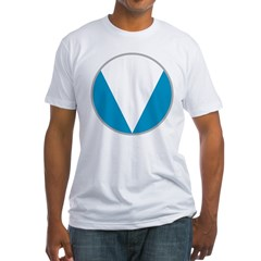 V Fitted T-Shirt