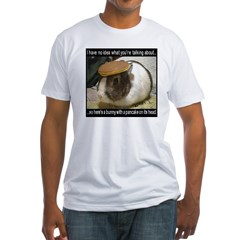 Rabbit Fitted T-Shirt