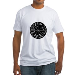 IT Response Wheel Fitted T-Shirt