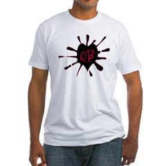 Super Power - Logo Fitted T-Shirt