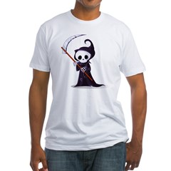 Its Death! Fitted T-Shirt