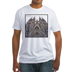 Barcelona Sagrada Fitted T-Shirt