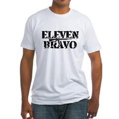 11B Eleven Bravo Shir Fitted T-Shirt