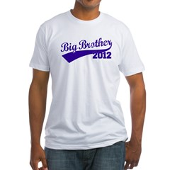Big Brother 2012 Fitted T-Shirt