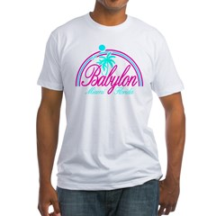 Babylon Club Fitted T-Shirt