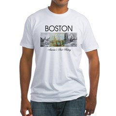 ABH Boston Fitted T-Shirt