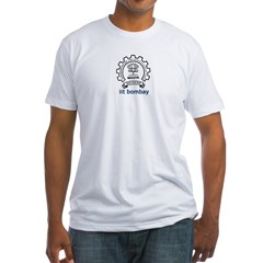 IIT Bombay Fitted T-Shirt