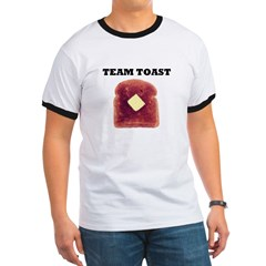 TEAM TOAST Ringer T
