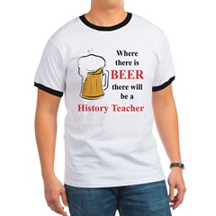 History Teacher Ringer T