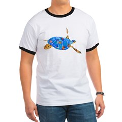 Sea Turtle 2 Ringer T