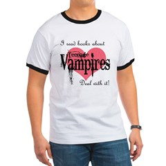 books about teenage Vampires Ringer T