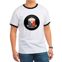 Coat of Arms of philippines Ringer T