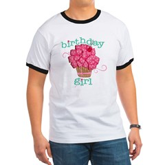 Birthday Girl Ringer T